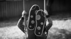 184-365 Higher Higher (cohenvandervelde) Tags: shadow bw silhouette canon lights blackwhite shoes flickr dof bokeh australia melbourne scout depthoffield explore creativecommons cowes 365project flickriver cohenvandervelde