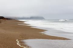 Point Reyes National Seashore (Abel AP) Tags: beach water ocean sand waves fog shore seashore coast california northerncalifornia californiacoast usa
