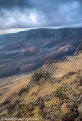 hawaii-16 (mrazphoto) Tags: sunrise landscape volcano hawaii maui haleakala crater hdr