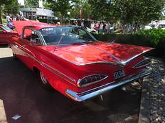 IMG_3023 (andrewlane94) Tags: mclaren american americana classic vintage retro 1959 chevrolet impala v8