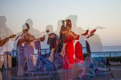 hula (birzer) Tags: hawaii dance music exposure oahu sunset hula beach ocean pacific