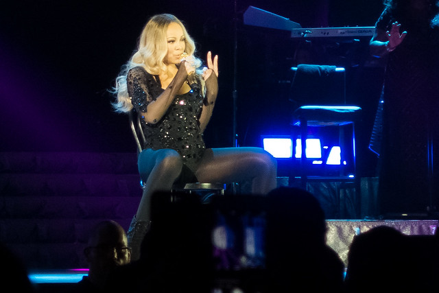 Mariah Carey : The Sweet Sweet Fantasy Tour - AccorHotels Arena, Paris (2016)