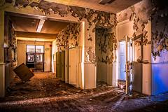 Class Dismissed (Just Add Light) Tags: school abandoned decayed forgotten rotting urbex urbanexploration mke milwaukee