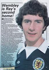Scotland vs Holland - 1982 - Page 9 (The Sky Strikers) Tags: scotland holland netherlands official programme hampden park glasgow 60p international friendly