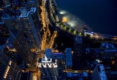 (Julian Boed) Tags: chicago gold coast drake nikon d7100 lake shore drive oak street beach water blue