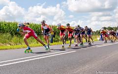 2016-07-30 EK Skeeleren Steenwijk (64a) (Peter Donderwinkel) Tags: ekskeeleren2016steenwijk inlineskating seniorladies junioraladies ek klimvansteenwijk schaatsennl kpn skeeleren outdoor sport event speed race canon