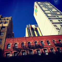 Upward Gaze - Midtown NYC (Christian Montone) Tags: montone christianmontone nyc manhattan newyork newyorkcity midtown