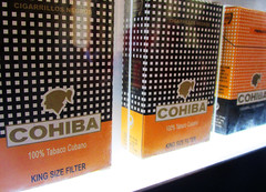 Cohiba Cuban Cigars (shaire productions) Tags: cuba image picture photo photograph travel street urban world traveler cuban caribbean island cohiba cigarettes tobacco