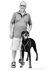LUC_9693 copy (Spenny71) Tags: progetto portrait ritratti dog cani italians italiani bn bw spenny71 spennacchio