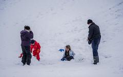 snowman grief (NOL LUV DI) Tags: snow napier hawkesbay