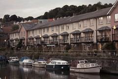 My First Photo of Bristol (ryanjlangdon) Tags: bristol harbourside sunset
