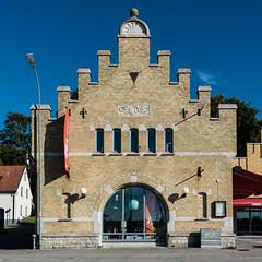Fenomenalen (swissgoldeneagle) Tags: sciencecenter sverige stonewall museum rx100m4 schweden steinhaus fenomenalen sweden skandinavien visby scandinavia gotland rx100 gotlandslän se 1x1
