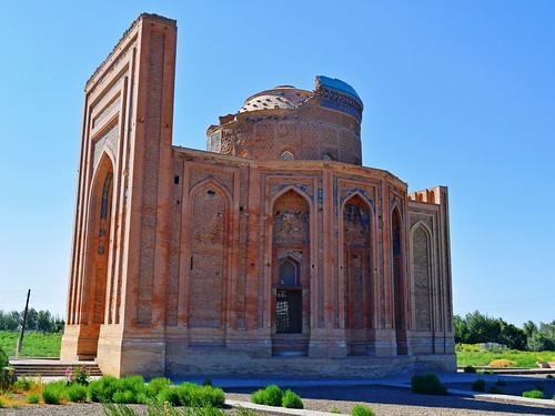 Tyurabek Khanum Mausoleum
