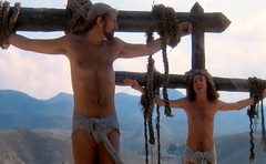 Alway look at the bright side of life (sundawncer) Tags: montypython movie clip funny brightsideoflife religion