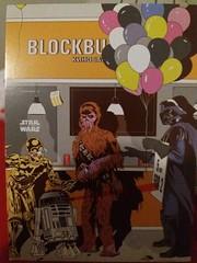 BY-1974532 (snive85) Tags: postcrossing postcard card starwars chewbacca r2d2 darthvader c3po belarus