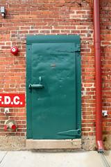 Stevenson Door (jschumacher) Tags: virginia petersburg petersburgvirginia door