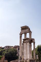 Roman Forum (Eric.Burniche) Tags: romanforum fororomano rome roma romeitaly romaitaly roman ancient ancientrome marble ruins italy italia forummagnum