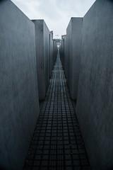 Holocaust Denkmal Berlin (Wouwsch) Tags: berlin monument germany concrete deutschland grey holocaust memorial peter ww2 blocks beton duitsland grijs eisenman denkmal berlijn blokken herdenking wereldoorlog