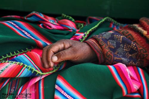 Hand Made - Bolivia
