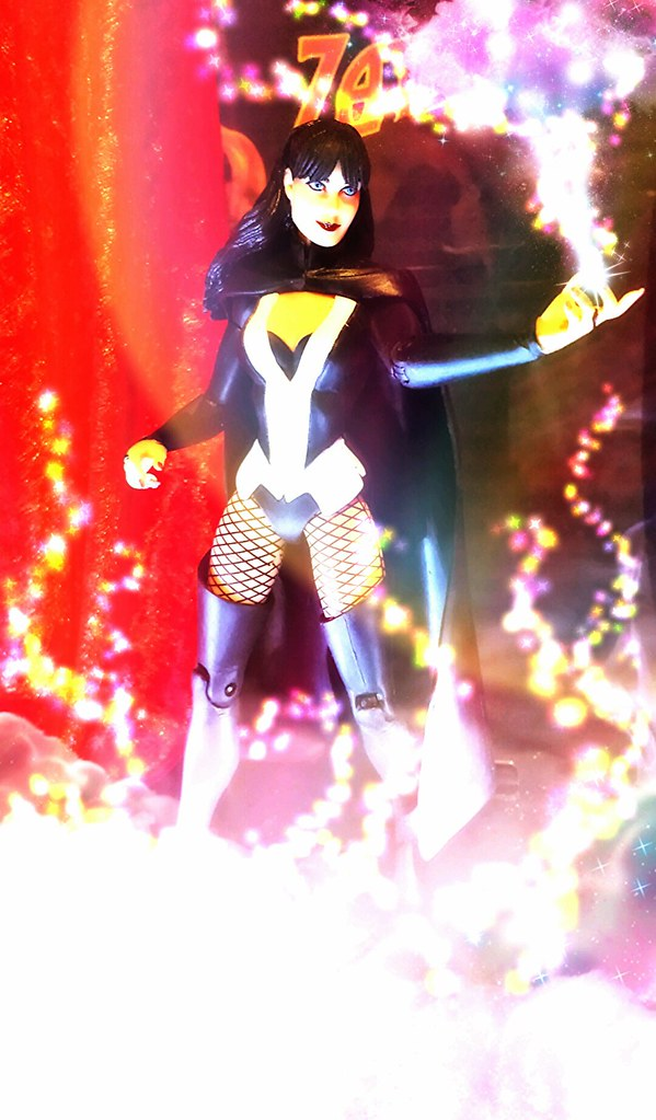 zatanna justice league heroes - photo #39