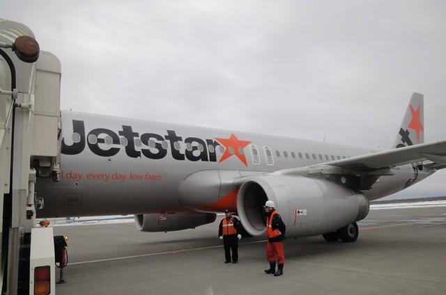 初LCCへの搭乗|中部国際空港セントレア