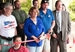 """FSO Thrift Store Ribbon Cutting • <a style=""""font-size:0.8em;"""" href=""""https://www.flickr.com/photos/58294716@N02/16827806447/"""" target=""""_blank"""">View on Flickr</a>"""