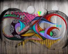 (GEN -) Tags: street urban streetart art textura graffiti arte galeria canvas urbanart organic gen grafite tela genduarte