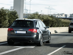 Audi RS4 B7 Avant '07 (GonzaloFG) Tags: detail slr ford chevrolet car sport skyline honda spain italia nissan evolution ferrari camaro mclaren enzo bmw gto jaguar mustang m3 ducati audi lamborghini rs m6 m5 challenge avant v8 rs2 spotting s2000 e30 nsx gallardo amg drifting rs4 typer gtr trackday murcielago etype quattro gt40 f40 r8 f12 rs6 v12 f50 cosworth nismo e46 r34 e36 berlinetta superleggera 458 899 m3csl desmosedici panigale ftype 275gtb rs3 e92 worldcars circuitodeljarama aventador stralade m235i