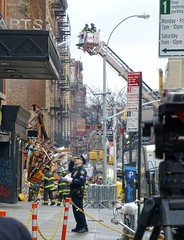 The morning after (Goggla) Tags: new york nyc building fire village manhattan explosion 45 gas east collapse 7th 7th123 onthebeat 1192nd 1212nd 2ndfdnynypd2nd