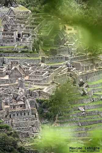 Ciudad de Machu - Peru