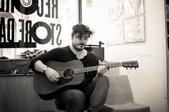 Iain McLaughlin (@houdi_) Tags: records vinyl acoustic inverness rsd15 recordstoreday iainmaclaughlin drwook creativeskatestore unionvinyl