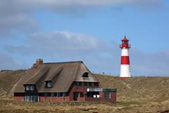Sylt (Pinky0173) Tags: lighthouse rot canon blau sylt damncool weis ellenbogen pinky0173 thrunfotografie