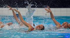 O5081123 (roel.ubels) Tags: swimming european ek alexander championships willem hoofddorp synchronised ec synchro synchronized zwemmen 2015 sincro synchroon synchroonzwemmen leneuropeansynchronisedswimmingchampionscuphaarlemmermeer2015 europeanchampionscup2015