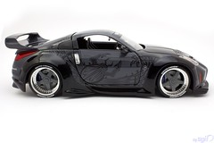 1-18_Fast_Furious_Tokyo_Drift_custom_Nissan_350Z_5 (Sigi D) Tags: tokyo nissan fast custom 350z furious drift 118 diecast tokyodrift fastfurious sigid