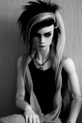 IMG_4058 (heneya_natus) Tags: make bernard doll makeup wig bjd dollshe myfaceup heneya