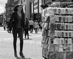 Beautiful lady walking in Leeds city centre. (MAMF photography.) Tags: street city uk greatbritain england blackandwhite bw blancoynegro blanco monochrome sex lady photography town photo blackwhite google nikon flickr noir image noiretblanc zwartwit unitedkingdom britain yorkshire negro north leeds july gb upnorth zwart pretoebranco schwarz biancoenero westyorkshire onthestreet flickrcom greatphoto googleimages northernengland enblancoynegro ls1 zwartenwit greatphotographers mamf inbiancoenero leedscitycentre blancoenero schwarzundweis nikond7100 mamfphotography
