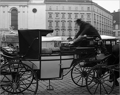 2015-12-022web (Yuriy Sanin) Tags: austria vienna nagaoka symmar13556 shanghai coach cabman cab blackandwhite largeformat 4x5 yuriy sanin buildings wheel greased