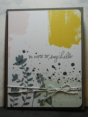 Hello (inks4fun2) Tags: simon cards stamps july homemade card kit says sss 2016