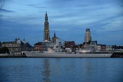 Tall Ships Race 2016 Leopold I DST_4720 (larry_antwerp) Tags: 2016 antwerp antwerpen       port        belgium belgi          schip ship vessel        schelde        military militair fregat frigat leopoldi tallshipsrace