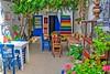 a Sigacik house (yonca60) Tags: travel summer house turkey casa colorful haus maison izmir villagehouse colorfulhouses seferihisar colorfulstairs sıgacik