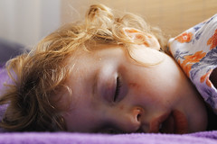 Bed Time (Deoxan) Tags: portrait baby canon photos babygirl gemi gemita