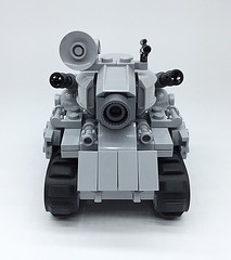 LEGO METAL SLUG_03 (ToyForce 120) Tags: lego robot robots mecha mech mechanic weapon metalslug legomech legomoc