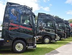 Barry Proctor Services Trucks at Truckfest South West & Wales 2016 (5asideHero) Tags: truckfest south west wales 2016 barry proctor services