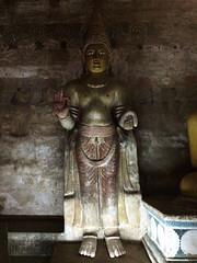 Golden Temple of Dambulla ( snapshots from an independent traveler ) Tags: ancient ruins buddhism srilanka goldentemple dambulla sigiriya centralprovince