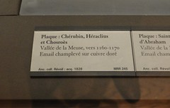 ca. 1160-1170 - 'Heraclius cuts off Chosroes' hairs, plaque from a cross', Mosan, Muse du Louvre, Paris, France (roelipilami) Tags: 1160 1165 1170 heraclius herakleion heraclio eraclio herakleios khosrow chosroes chosrau cosroes cosroe khusro king empreror cuts hair off cross kruis croix kreuz cruz croce email plaque plaquette louvre paris museum musee du hauberk mail cotta coat cotte mailles malinkolder spangenhelm norman helm helmet sword coif malha kettenhemd ketten malla haubert romanesque roman romaans romanico romanik  nasal