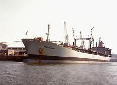 RFA Brambleleaf - Portsmouth Harbour (dwb transport photos) Tags: rfabrambleleaf support tanker ship portsmouth