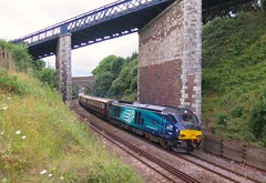 Lack of imagination (Stapleton Road) Tags: class68 teignmouth
