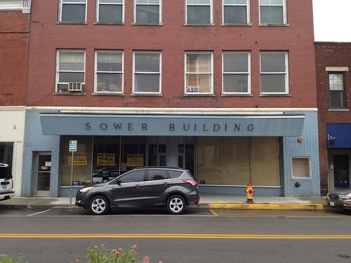 Sower Building