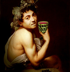 Bacchus drunk (jaci XIII) Tags: baco mitologia vinho romaantiga caravaggio pintura renascena bacchus wine mythology ancientrome painting renaissance