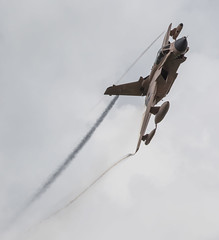 In the Loop (The Crewe Chronicler) Tags: machloop cadwest tornado gr4 panaviatornado raf marham wales aircraft jet fighter canon canon7dmarkii